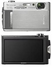 Sony Cybershot T500 Camera