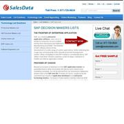 http://www.esalesdata.com/email-list/SAP-users-list.php