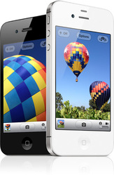 Get the iPhone 4s only £27.75 effective monthly cost